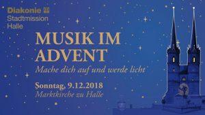 MUSIK IM ADVENT @ Marktkirche | Halle (Saale) | Sachsen-Anhalt | Deutschland