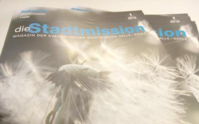 Das neue Magazin »dieStadtmission« ist da!